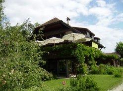 Spacieuse maison avec vue sur le lac