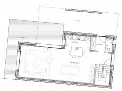 Villa neuve de 5.5 pièces dans quartier calme et verdoyant.